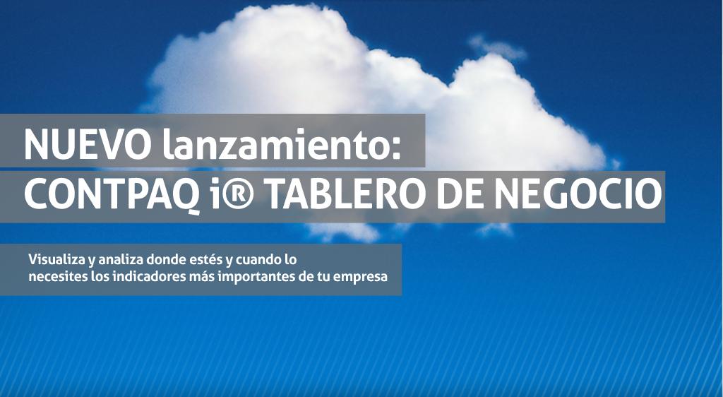contpaqi tablero de negocios